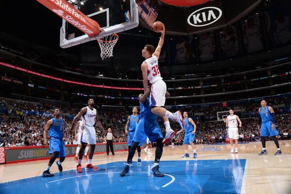 Blake Griffin's dunk on Dalembert could have been much ...