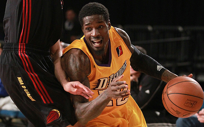 Manny Harris scores 56 points in the D-League 4 days after being let go by the Lakers