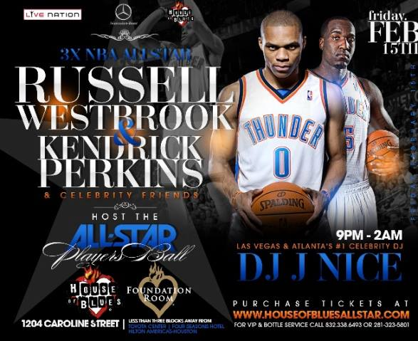 The Official Site For Parties - NBA All Star Weekend New ...