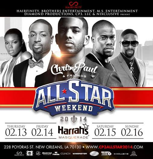 2019 NBA All Star Weekend Celebrity Parties ...