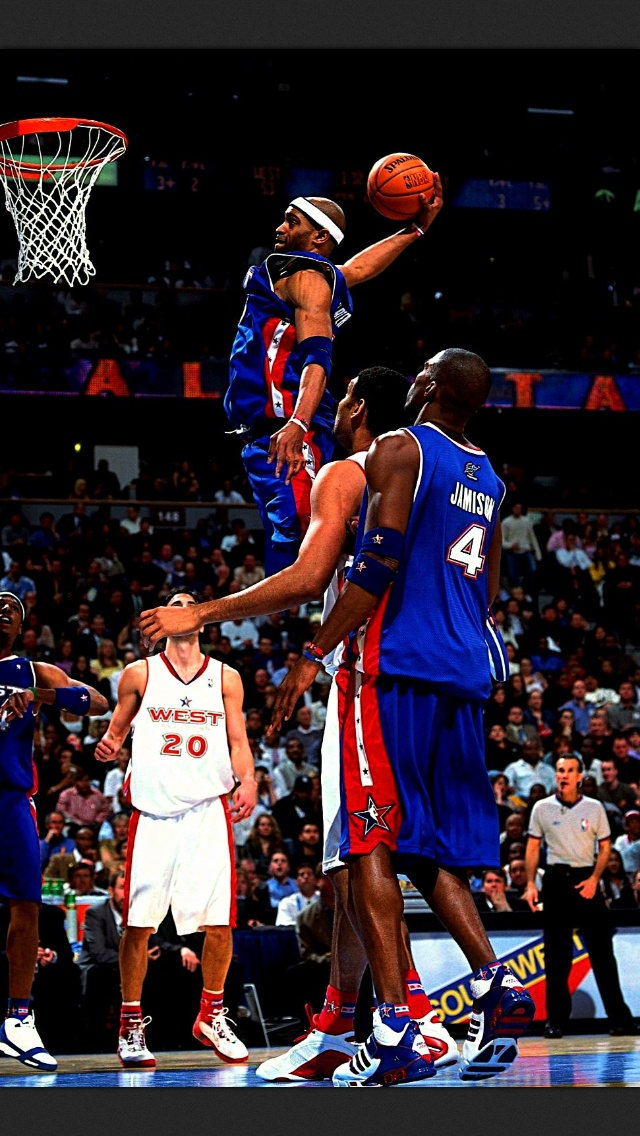 Top 20 NBA All Star Game Dunksbecause The NBA List Is