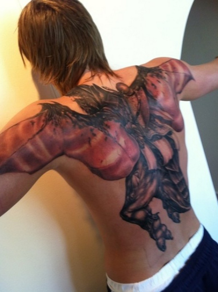 Andrei-Kirilenko-New-Back-Tattoo