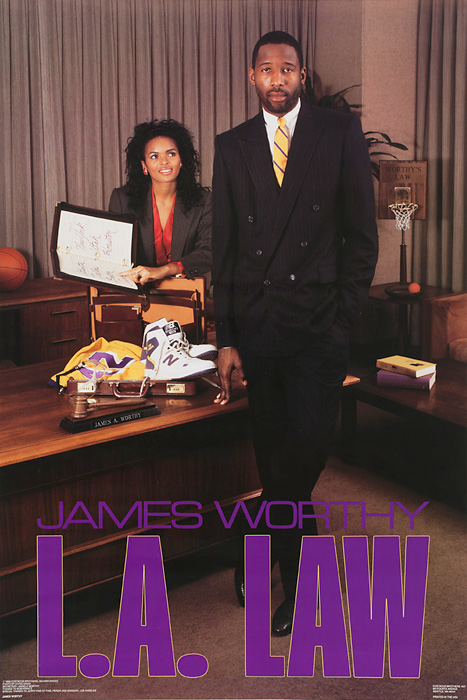 James-Worthy-Poster