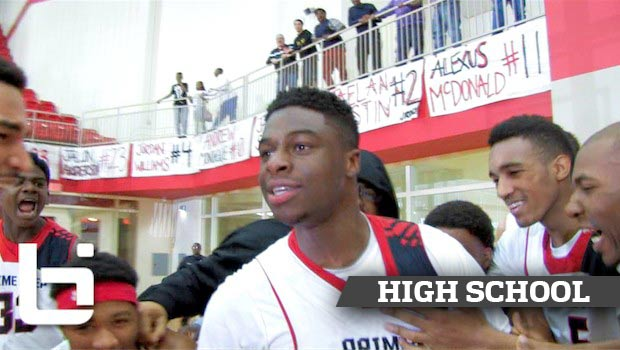 Emmanuel Mudiay HITS The EPIC Game WINNING Three at the Buzzer! Like A BOSS!