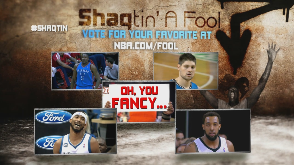 Shaqtin' A Fool - Feb 6, 2014