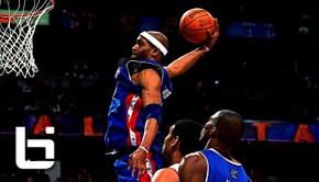 Ballislife | Vince Carter Alley-Oop