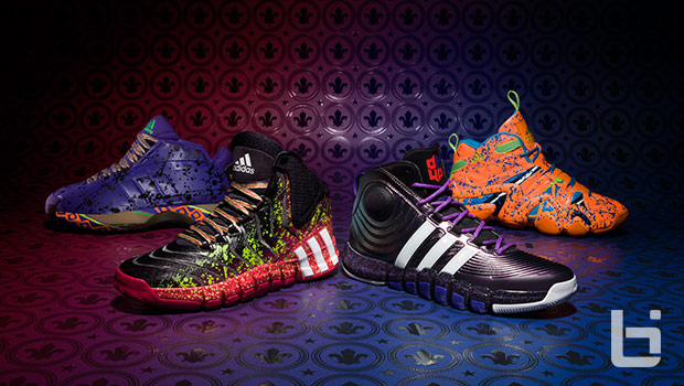 adidas 2014 NBA All-Star Game Edition Kicks
