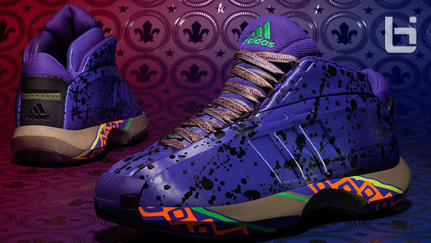 Up Close Adidas Crazy 1 ASG Edition