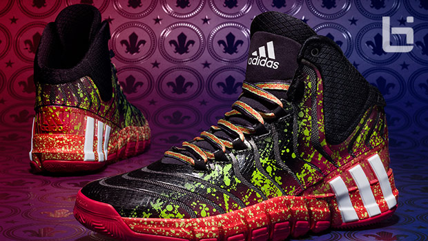 Up Close Adidas Crazyquick 2 ASG Edition