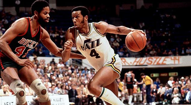 Adrian Dantley – The Crossing Guard