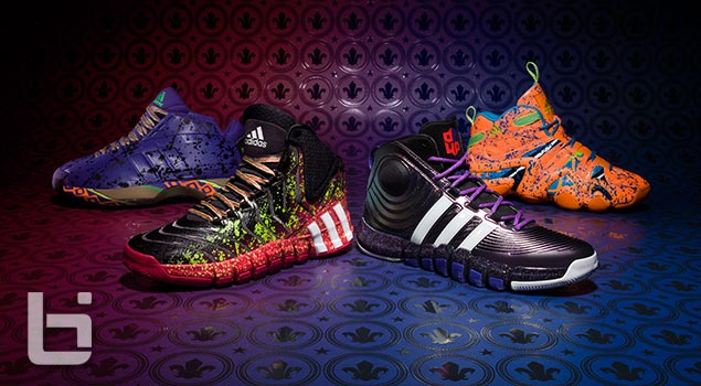 adidas Basketball Drops NBA All-Star footwear collection!