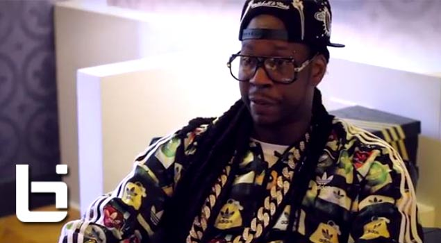 2 Chainz Talks About His Signature Adidas