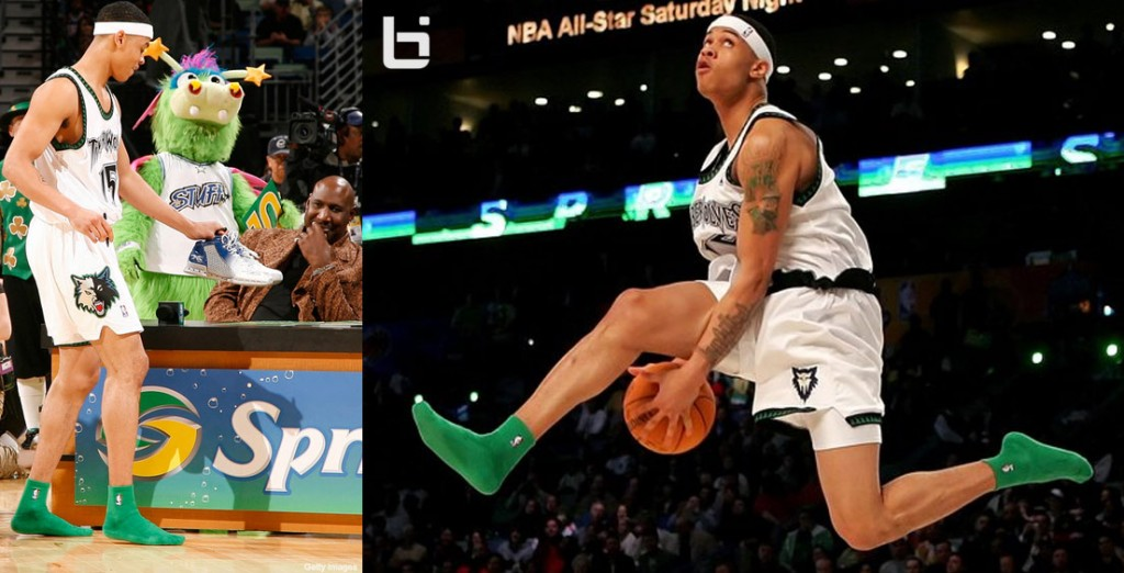The Starters: Top 10 Most Underrated Dunks in Dunk Contest History