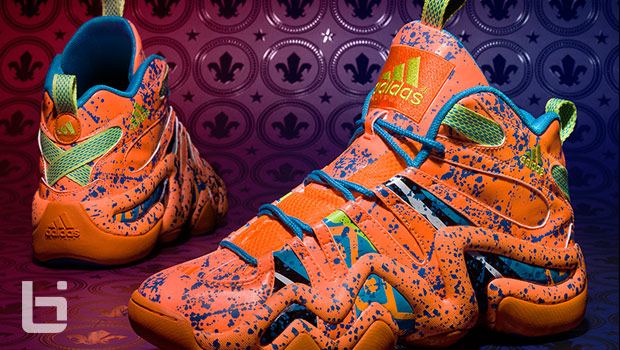 Up Close Adidas Crazy 8 ASG Edition
