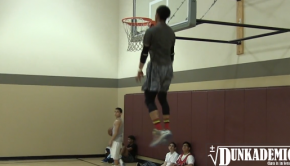 Jonathan Clark Gets ENTIRE HEAD Above The Rim  INSANE Hops    YouTube
