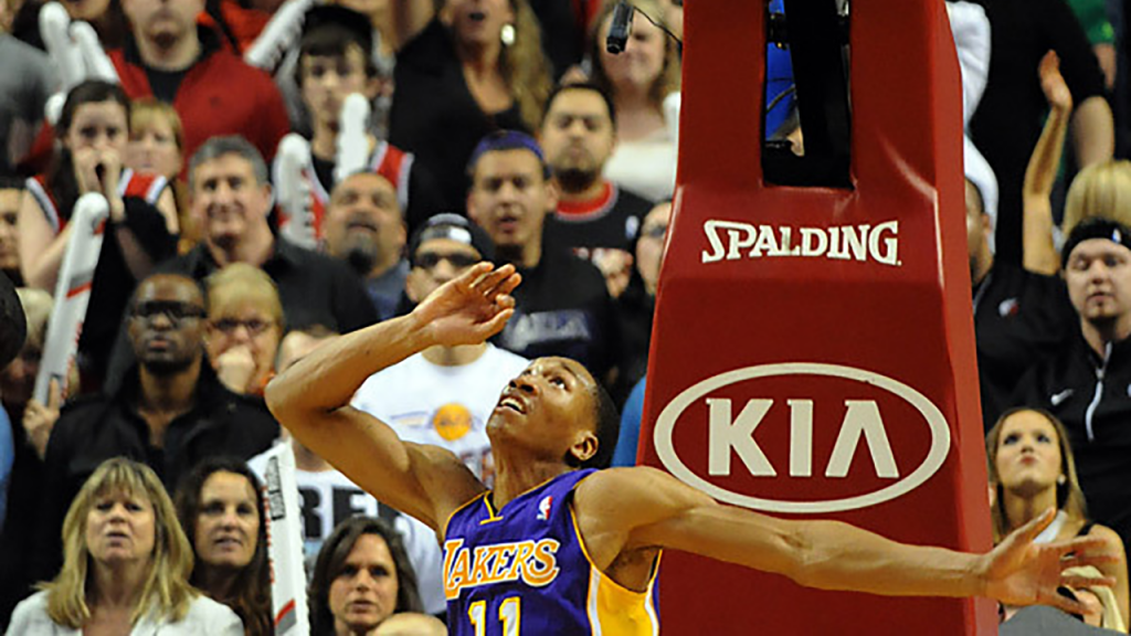 Wesley Johnson hits the Game-Winner to top Blazers