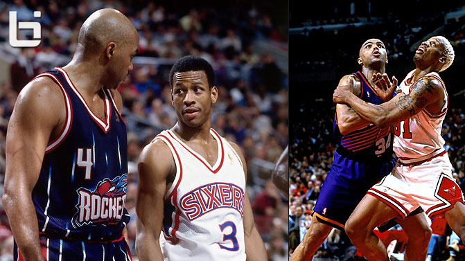 Starters: Who was the Best Undersized Player of all-time?