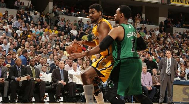 "Andrew Bynum 8pts 10rebs in Pacers debut ""I felt great. I couldn't do anything wrong today"""