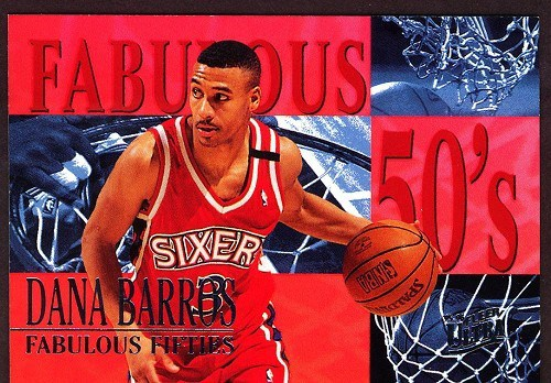 (1995) Dana Barros scores 50 vs the Rockets