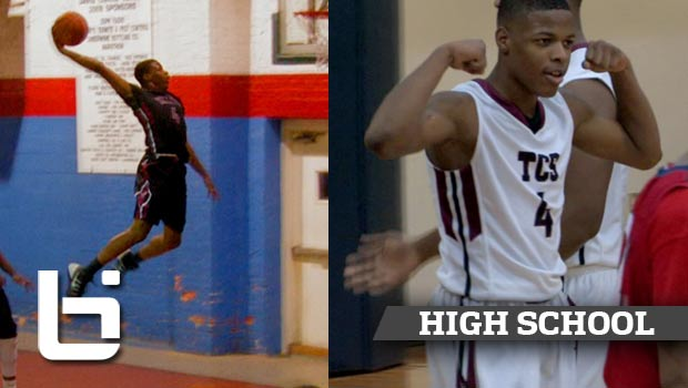 Dennis Smith Jr Is The Best PG in NC Since John Wall | Sophomore Mixtape
