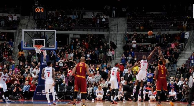 """Dion Waiters game winner vs the Pistons """"I knew it was good as soon as I let it go"""""""