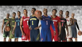 adidas March Madness Uniforms 2014