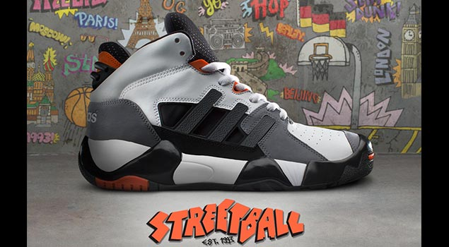 Adidas Dropping New Originals Streetball Kicks!