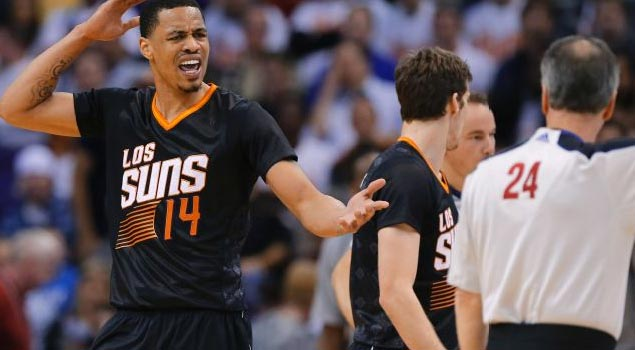 Gerald Green scores career high 41 points (25 in 3rd quarter) in win over the Thunder