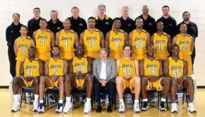 2000 Lakers Team