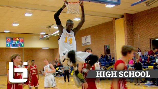 7'0 Thon Maker 16 Yr Old High School Phenom Official Sophomore Mixtape!