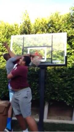 Funny Dunk of the Day: Sign my Poster