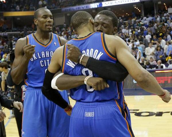Reggie Jackson outscores KD & Westbrook combined to save the Thunder in GM4