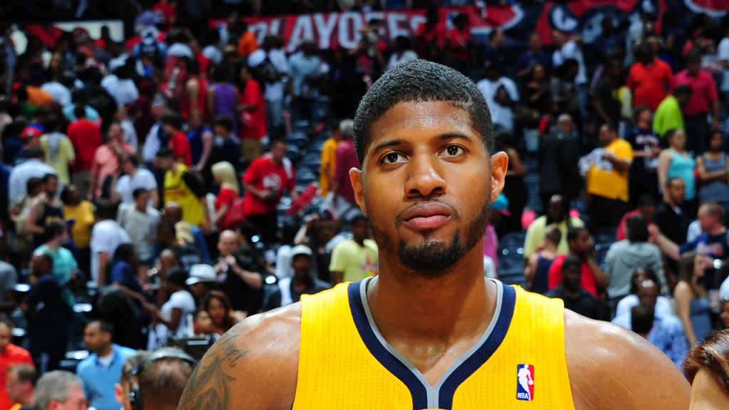 Pacers Fan Delivers a Loud, Angry Message Telling Paul George to Stop Traveling