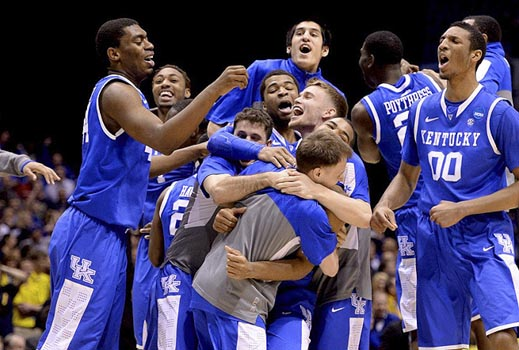 Kentucky is the best 8 seed in NCAA tournament history