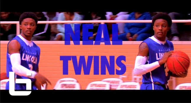 Most Entertaining Players In HS? Neal Twins Official Ballislife Senior Mix!