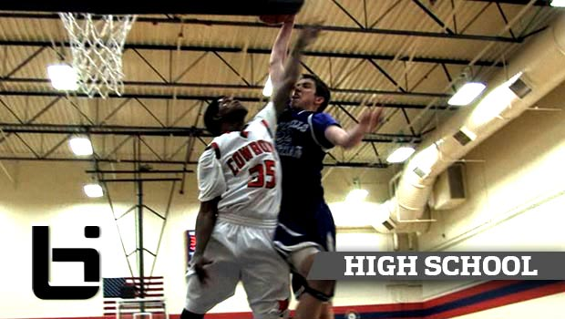 TJ Leaf Will DUNK On You + Can Shoot & Pass! Sophomore Season Mixtape!