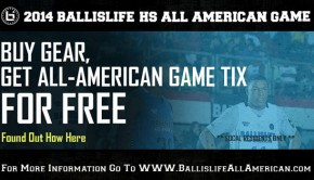 Ballislife all American Game 2014