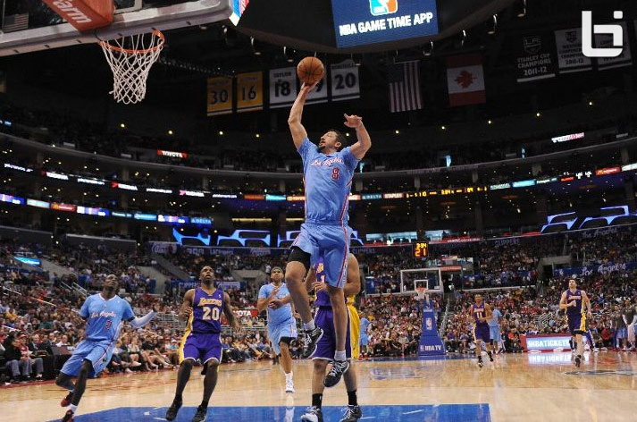 """Hedo Turkoglo's dunk vs the Lakers """"might be the top team moment this year"""""""