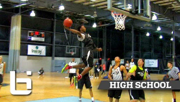 Kwe'Shaun Parker Flies Through April: Sophomore with CRAZY Bounce!