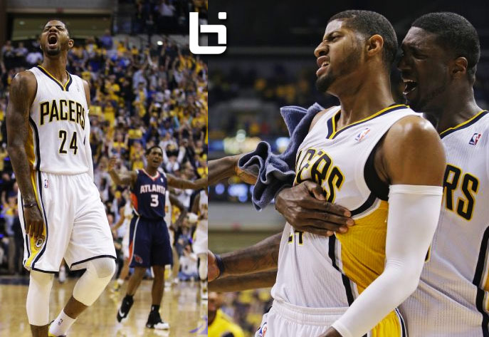 Paul George does it all in GM2 win – 27/10/6/4 & 5 3-pointers