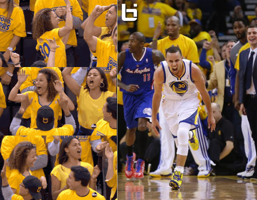 Stephen Curry makes history with 33/7/7/7 in GM4 win | Wife & Mom loving it!