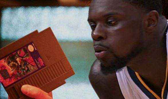 Best memes of Lance Stephenson blowing in LeBron's ear