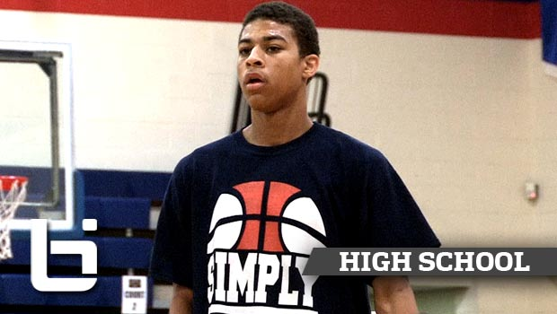 Derryck Thornton Young High IQ PG With a MEAN Crossover Who Can Do It All!