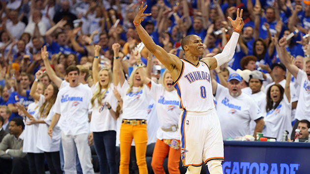Did Russell Westbrook deserve the 10th assist of his triple double last night?