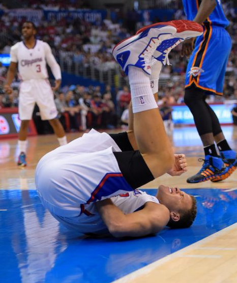 Oklahoma City Thunder vs. Los Angeles Clippers   Photos   May 11  2014   ESPN6