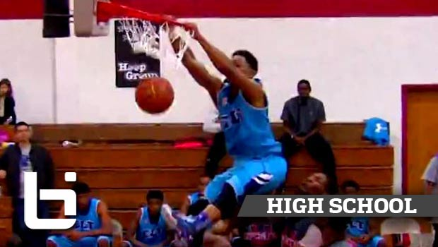 Rayjon Tucker is NC's Baby Vince! 6'5″ ATHLETE'S Summer Mixtape