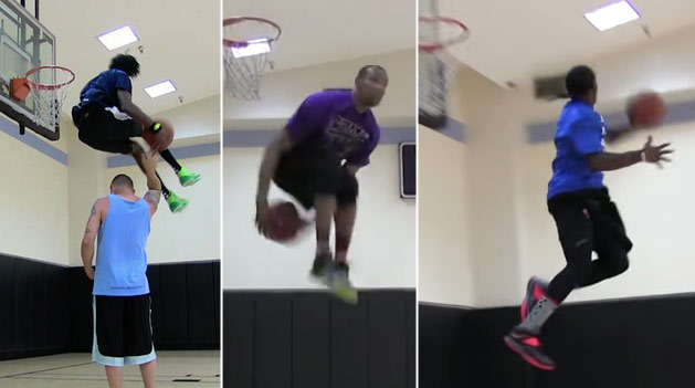 Dunk Week: Werm & Chris Staples introduce never before seen dunks