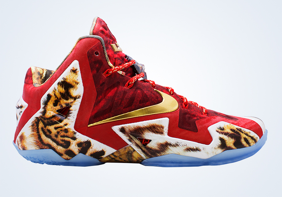 wholesale dealer 0d258 d72d0 Ballislife  LeBron 2k14 1 ...