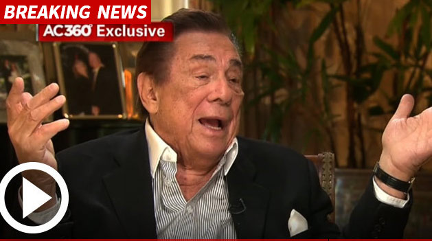 Donald Sterling blasts Magic Johnson during CNN interview | Celeb reactions