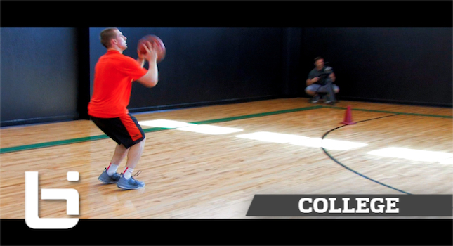 Phil Forte The BEST SHOOTER In College? Shows Off Ridiculous Range!